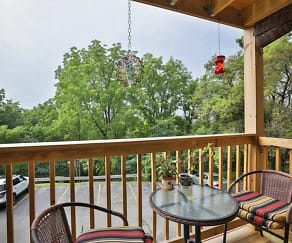 Patio / Deck, High Ridge Apartments
