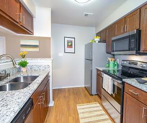 Kitchen, Rancho Palisades