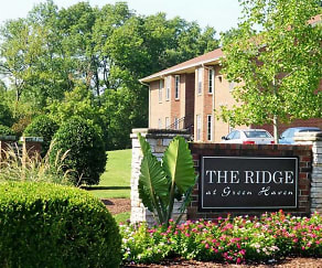 Landscaping, The Ridge at Green Haven