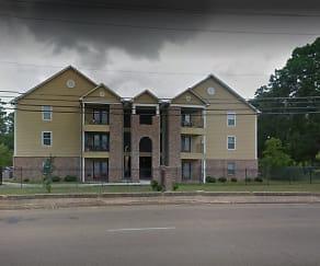 Building, Ridgeway