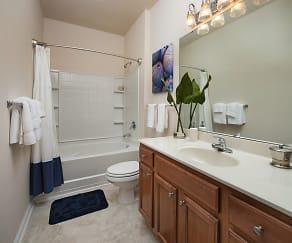 Bathroom, Abberly Pointe