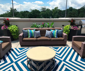 Rooftop Lounge, Gables Takoma Park