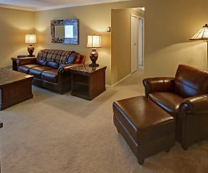 Living Room, Norstar Apartments