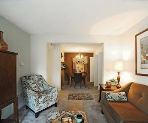 Living Room, Vann Park Apartment Homes
