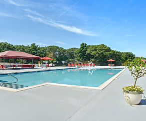 Pool, Bayberry Hill Estates Apartments