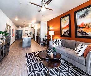 Living Room, Trinity Residences