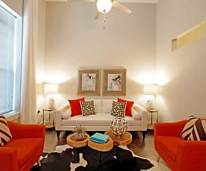 Living Room, Vista Cameron Harbor