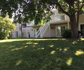 Landscaping, Brayton Hill Apartments