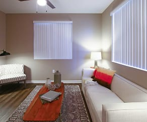 Living Room, Rockwood At The Cascades