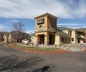Community Signage, Furnished Studio - Denver - Tech Center - Central