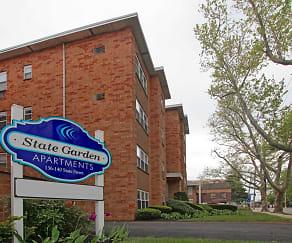 Community Signage, State Gardens