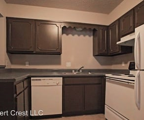 Kitchen, 3041 NW 41st St Leasing Office