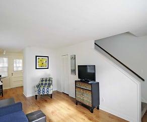 Living Room, St. John's Landing
