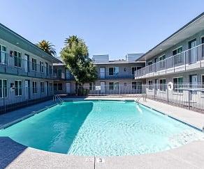 Pool, Park Mesa
