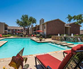 Pool, Wildflower Apartment Homes