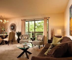 Living Room, Mansfield Woods