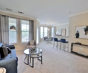 Living Room, Village at Potomac Falls
