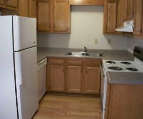 Kitchen, 1431 Saratoga Ave