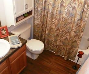 Bathroom, Greenfield Knoll