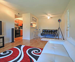 Living Room, Country Creek