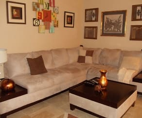 Living Room, Oakdale Circle