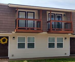 Building, Aspen Meadow Apartments