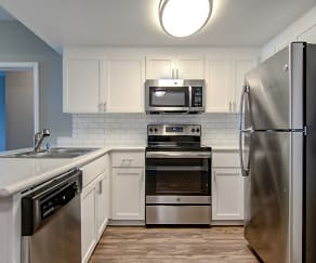 Kitchen, Arrive at Mission Valley
