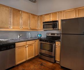 Kitchen, Raven Place