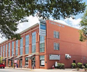 Building, Vista Lofts