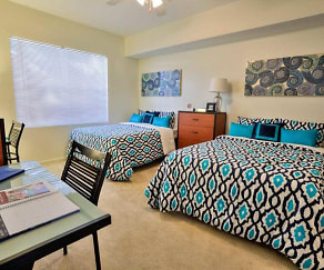 Bedroom, Legacy Student Living