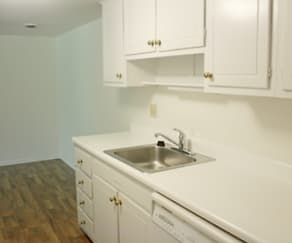 Kitchen, Briarlane Apartments
