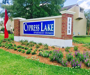 Call or Come By, Today!, Cypress Lake