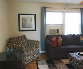 Living Room, Woods of Fairlawn