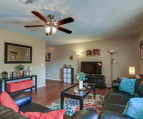 Living Room, Riverwind at Alafaya Trail
