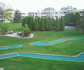 Pool, Grand Pre East Apartments