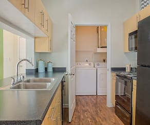 Kitchen, Stoneleigh at Bear Creek