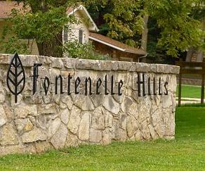 Community Signage, Fontenelle Hills