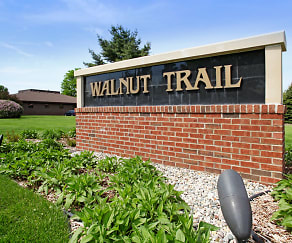 Community Signage, Walnut Trail