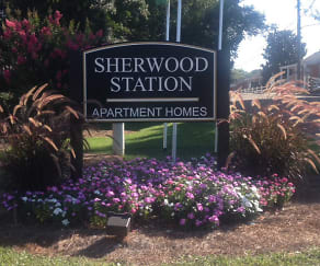Sherwood Station, Buena Vista, Winston-Salem, NC