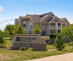 Community Signage, Mansions at Jordan Creek
