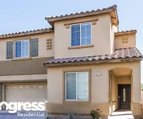 4076 Oliver Sagebrush Drive, Cynthia Cunningham Elementary School, Las Vegas, NV