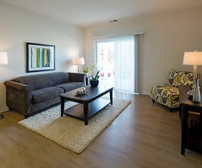 Living Room, Village Reserve at Mill Creek