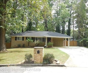 2792 Bonnybrook Dr SW, Greenbriar, Atlanta, GA