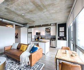 Living Room, AVA NoMa