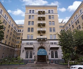 Building, The Langham Apartments