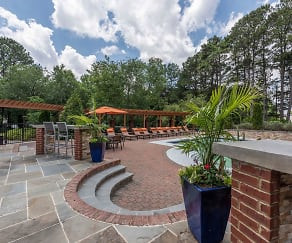 Patio / Deck, Park on Sweetwater