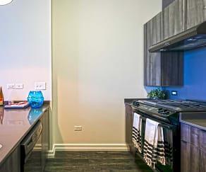 Kitchen, Arrive Lex
