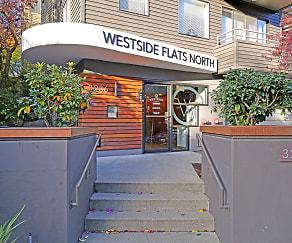 Community Signage, Westside Flats