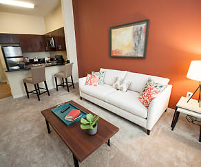 Spacious interiors, smoke-free living...Your LINK to Richmond, VA is here, Link Apartments Manchester