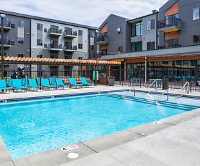 Pool, ZAG Apartments